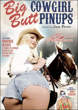 Big Butt Cowgirl Pinups (2010)