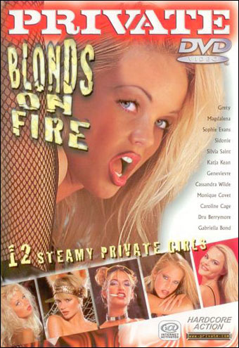 Жгучие блондинки / Best by Private 18: Blondes On Fire (2000) DVDRip |