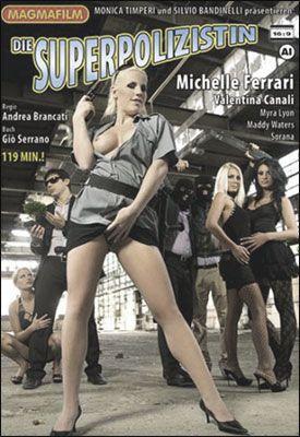 MagmaFilm - Суперполицейская / Die Superpolizistin (2010) DVDRip