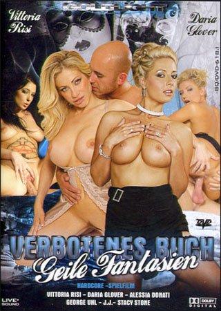 Постер:Запрещённая книга: Страстные фантазии / Verbotenes Buch: Geile Fantasien (2011) DVDRip