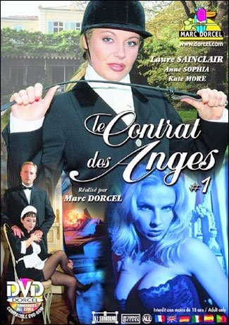 Marc Dorcel - Контракт с Ангелом / Le Contrat des Anges #1 (1996) DVD5 | Rus