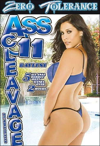 ������ ����� 11 / Ass Cleavage 11 (2009) DVDRip