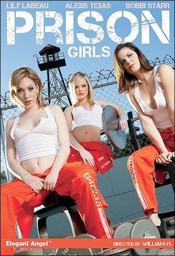 Elegant Angel - Тюремные девочки / Prison Girls (2011) HDRip