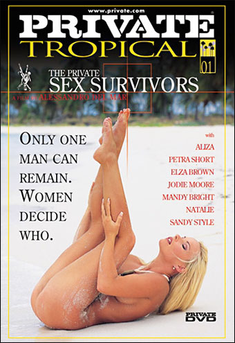 Последний Секс-Герой / Private Tropical 1: Sex Survivors (2002) DVDRip | Rus |