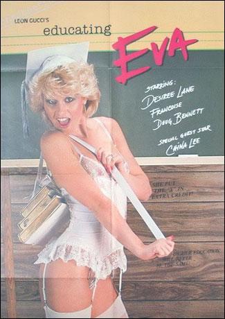 Обучающая Ева / Educating Eva (1985) DVDRip |