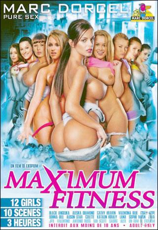 Marc Dorcel - Запредельный фитнес / Maximum Fitness (2011) DVDRip |