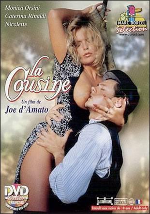 Marc Dorcel - Кузина / Двоюродная сестра / Adolescenza / La Cousine (1995/2005) DVDRip |